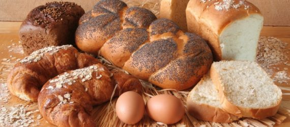 Get your hands on Fresh Italian Bread & Baked Goods