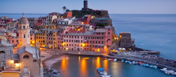 My first move to Italy