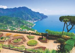 Travel guide for visiting Amalfi Coast in Italy