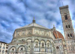Les différentes raisons de ce séjour à Florence