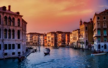 Organiser son premier voyage en Italie